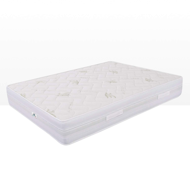 Materasso matrimoniale 26 cm waterfoam 180x200 sfoderabile Premium - Exterieur