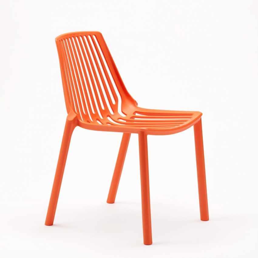20 Stühle Gartenstühle Terrasse Küchenstuhl LINE - forniture