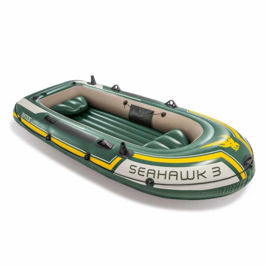 Canot gonflable Intex 68380 Seahawk 3 bateau Gonflable - discount
