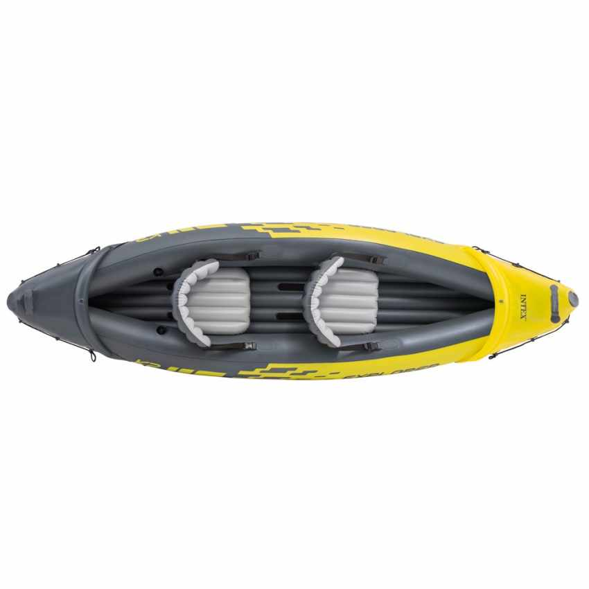 Canoa Kayak Gonfiabile Intex Explorer K2 68307 - vendita