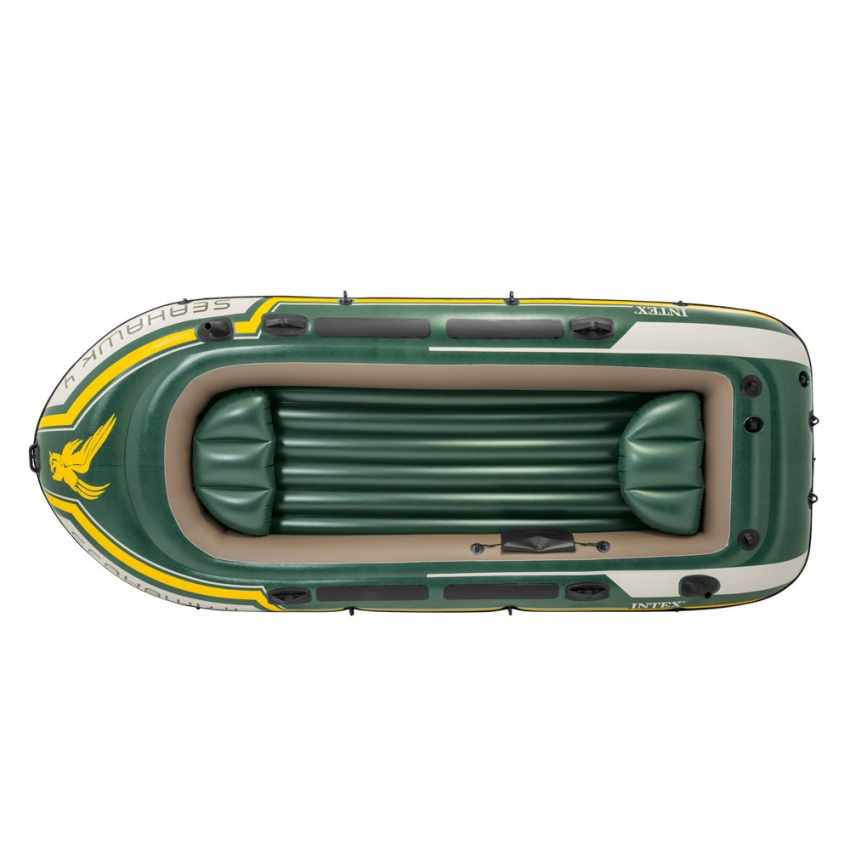 Canot gonflable intex 68351 seahawk 4 bateau gonflable for Produceshop it