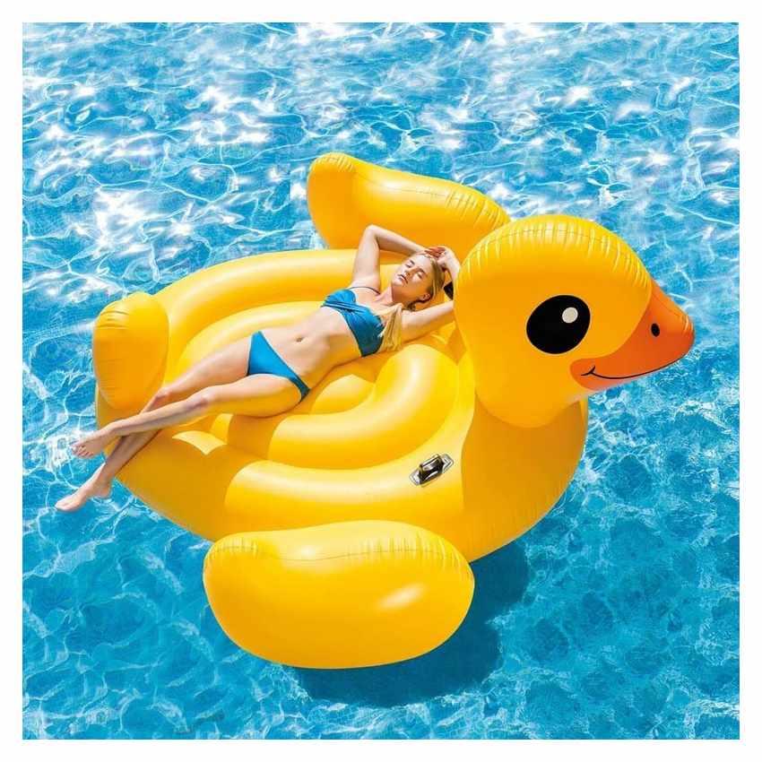 Papera Gigante Intex 56286 Materassino gonfiabile per piscina - discount
