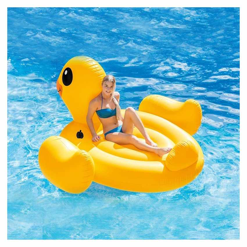 Papera Gigante Intex 56286 Materassino gonfiabile per piscina - forniture