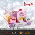 Cabaz de Natal para empresas e particulares Bauli Sperlari Baratti VENETO