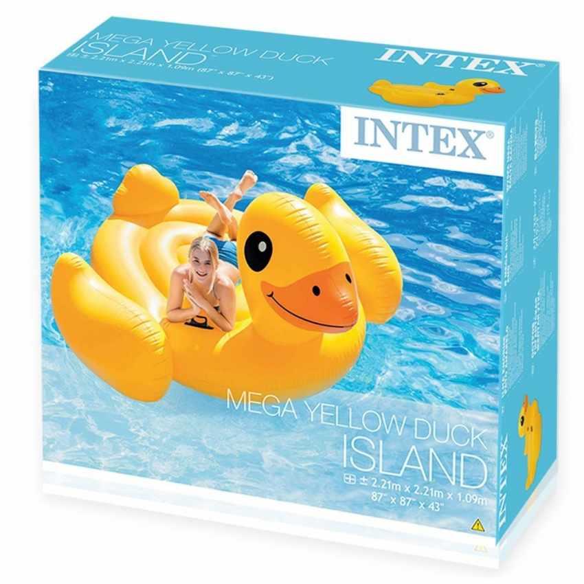 Papera Gigante Intex 56286 Materassino gonfiabile per piscina - price
