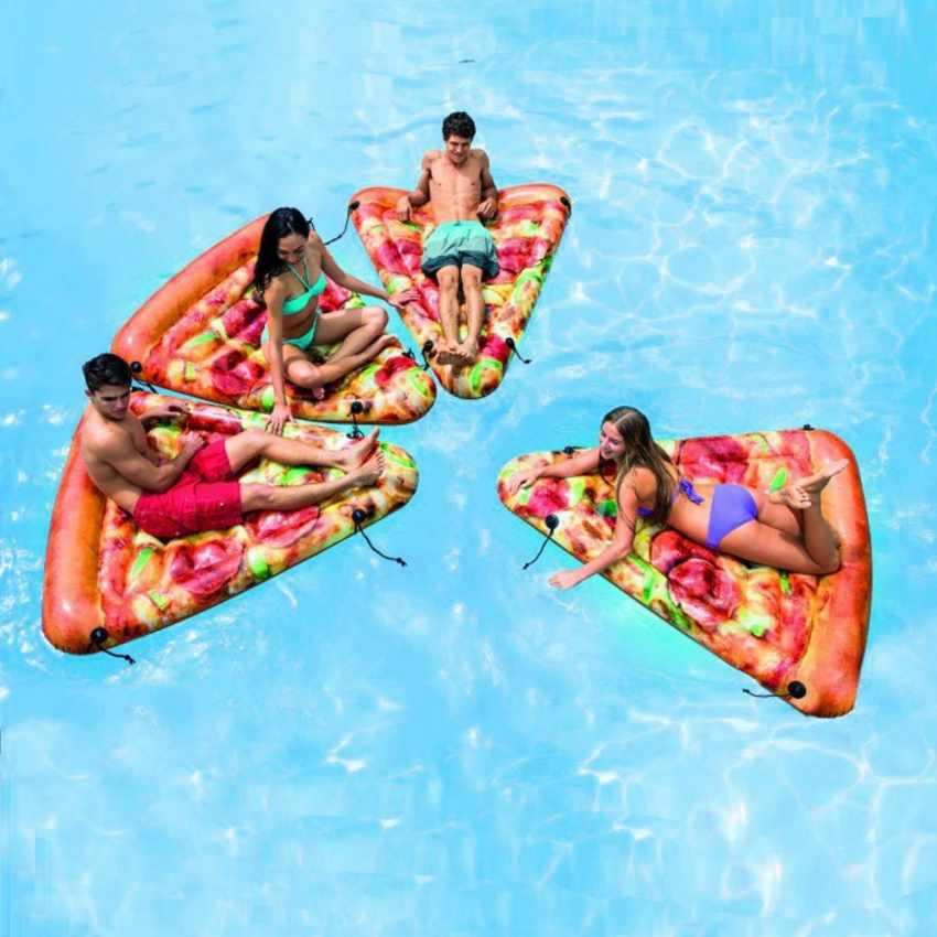 Materassino Gonfiabile Pizza Intex 58752 Slice da Piscina - price