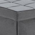 Pouf poltrona letto pieghevole in tessuto SWEET RELAX - sales