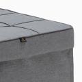 Pouf poltrona letto pieghevole in tessuto SWEET RELAX - outdoor