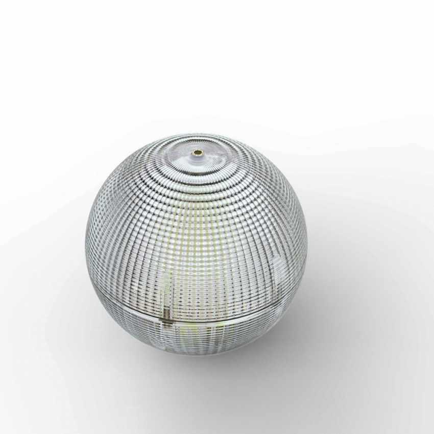 Lampioncino Solare a Led sferico lanterna galleggiante appendibile impermeabile GLOBE - indoor