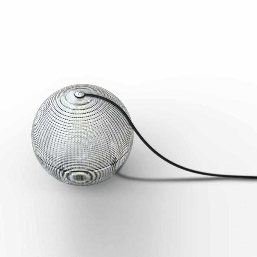 Lampioncino Solare a Led sferico lanterna galleggiante appendibile impermeabile GLOBE - forniture
