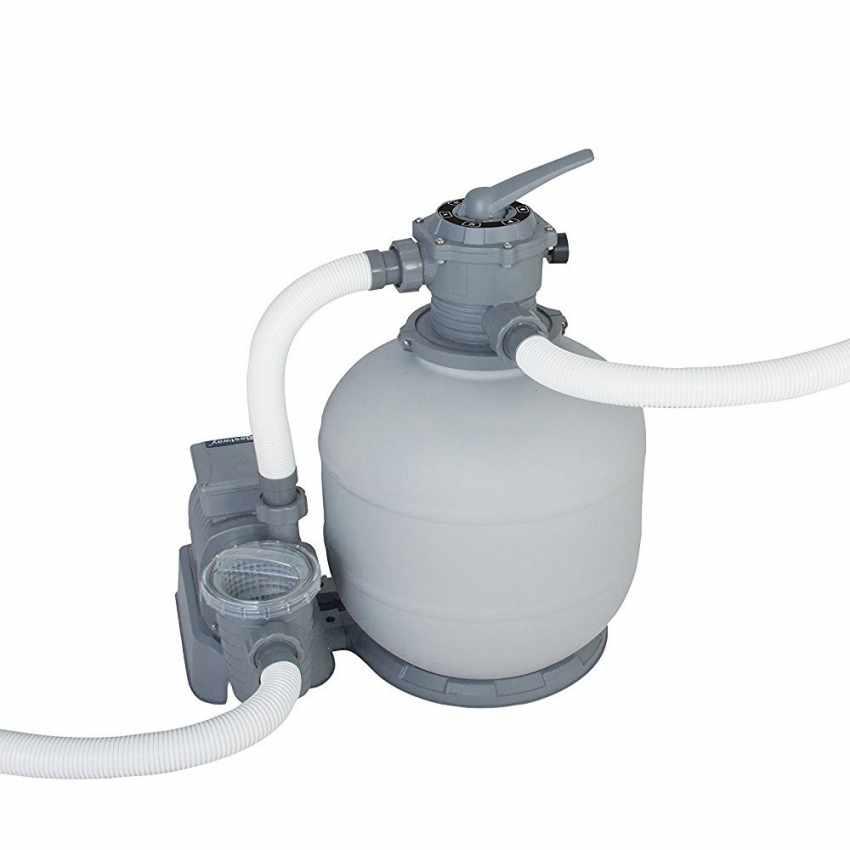 Bestway 58366 Pompa Filtro a Sabbia per Piscina Fuori Terra Intex - nuovo