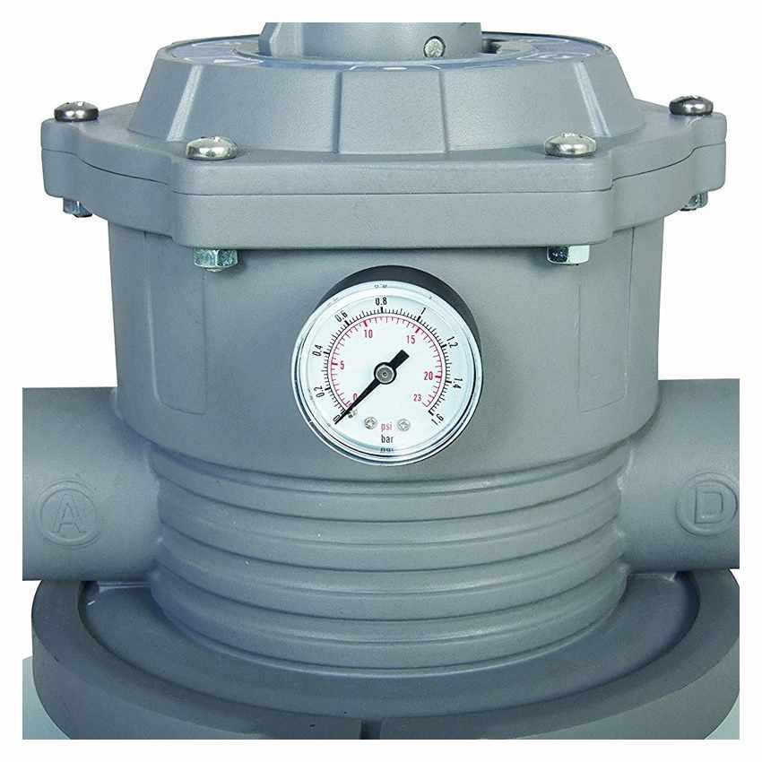 Bestway 58366 Pompa Filtro a Sabbia per Piscina Fuori Terra Intex - offerta