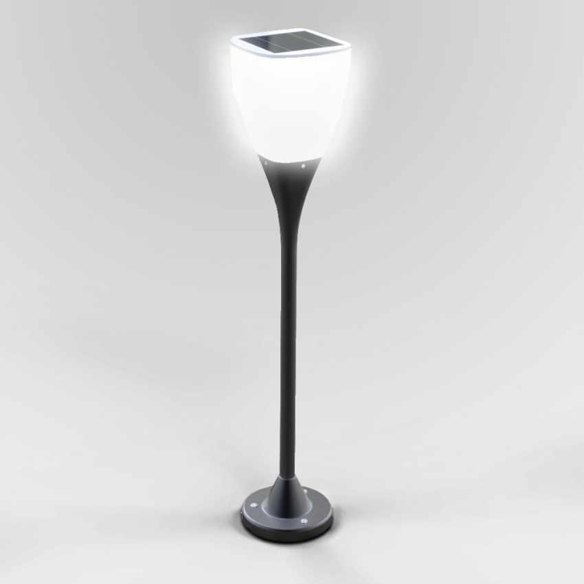 Gartenlampe Solarlampe LED Solarleuchte außen Garten SUNWAY - best