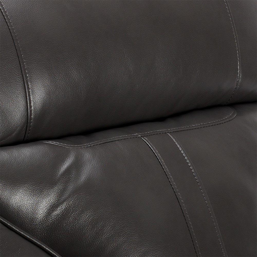 miniature 36 - Poltrona Relax Reclinabile Dondolo Poggiapiedi Rotazione 360 Sissi