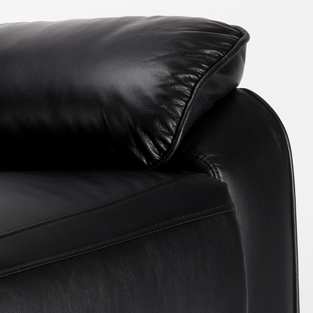miniature 28 - Poltrona Relax Reclinabile Dondolo Poggiapiedi Rotazione 360 Sissi