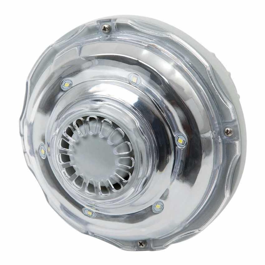 Luce LED a Energia Idroelettrica per Piscine Fuori Terra Intex 28692 - nuovo