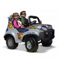 Macchina elettrica per bambini Jeep Suv X Storm Bravo 12V Feber