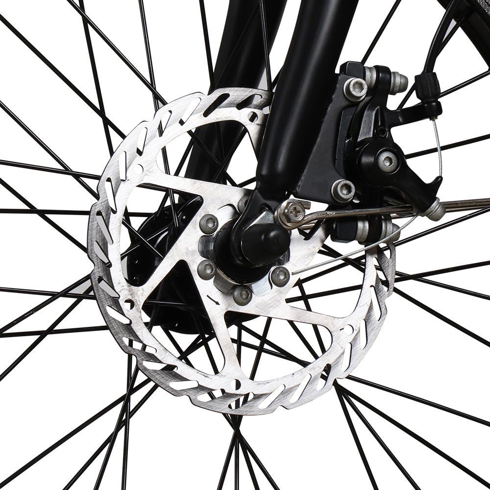 miniatura 23 - Bici bicicletta elettrica ebike pieghevole Shimano RKS GT 25