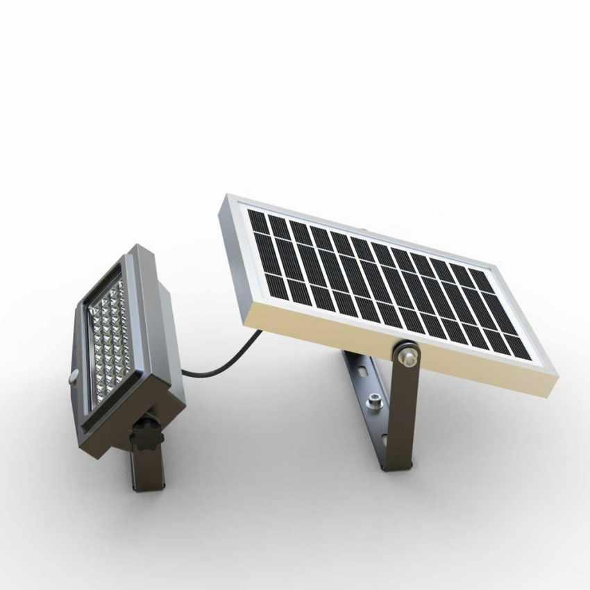 Faretto a Energia Solare LED con Sensore Crepuscolare SUNLIGHT - prezzo