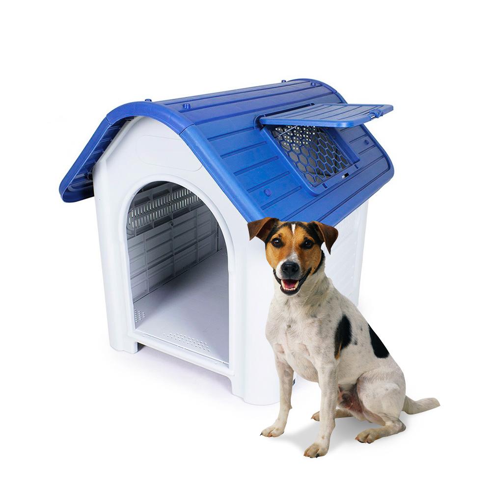 Cuccia per cani taglia piccola media in plastica interno esterno Ollie
