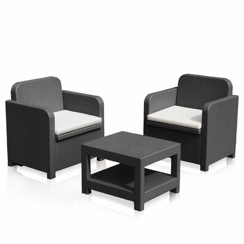 salon pour exterieur fateuils pour jardin caf s en. Black Bedroom Furniture Sets. Home Design Ideas