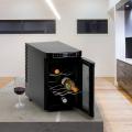 Cantinetta frigo per vino professionale 6 bottiglie Bacchus VI - offert
