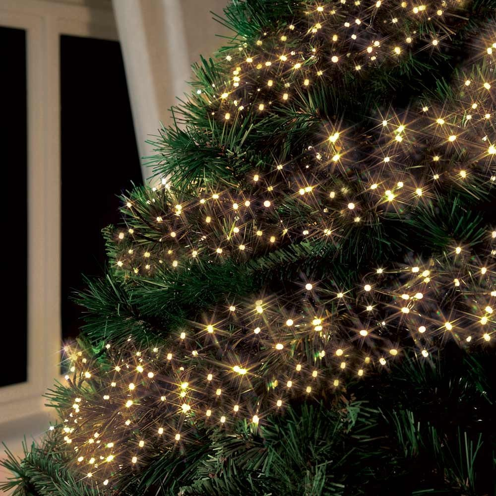 Luci di Natale esterno led energia solare lunga durata 100 led albero balcone - forniture