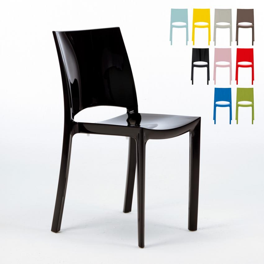 Sedie Per Cucina E Bar Grand Soleil Sunshine Design In Polipropilene