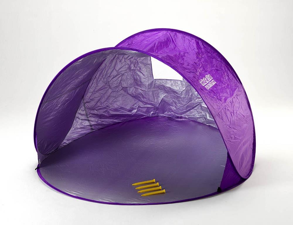 miniature 22 - Tente 2 places pare-soleil de plage abri soleil camping TENDAFACILE