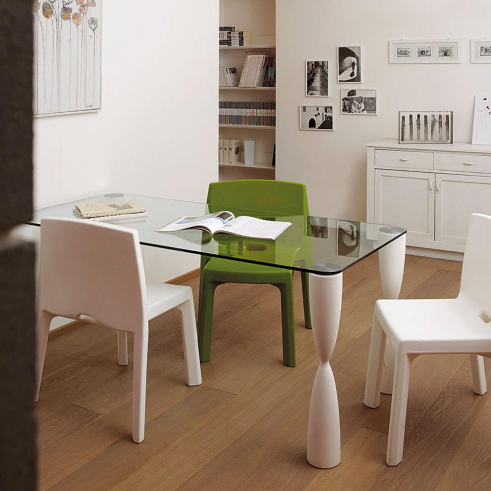 Slide Q4 Sedia Design Moderno Per Casa Locali E Giardino