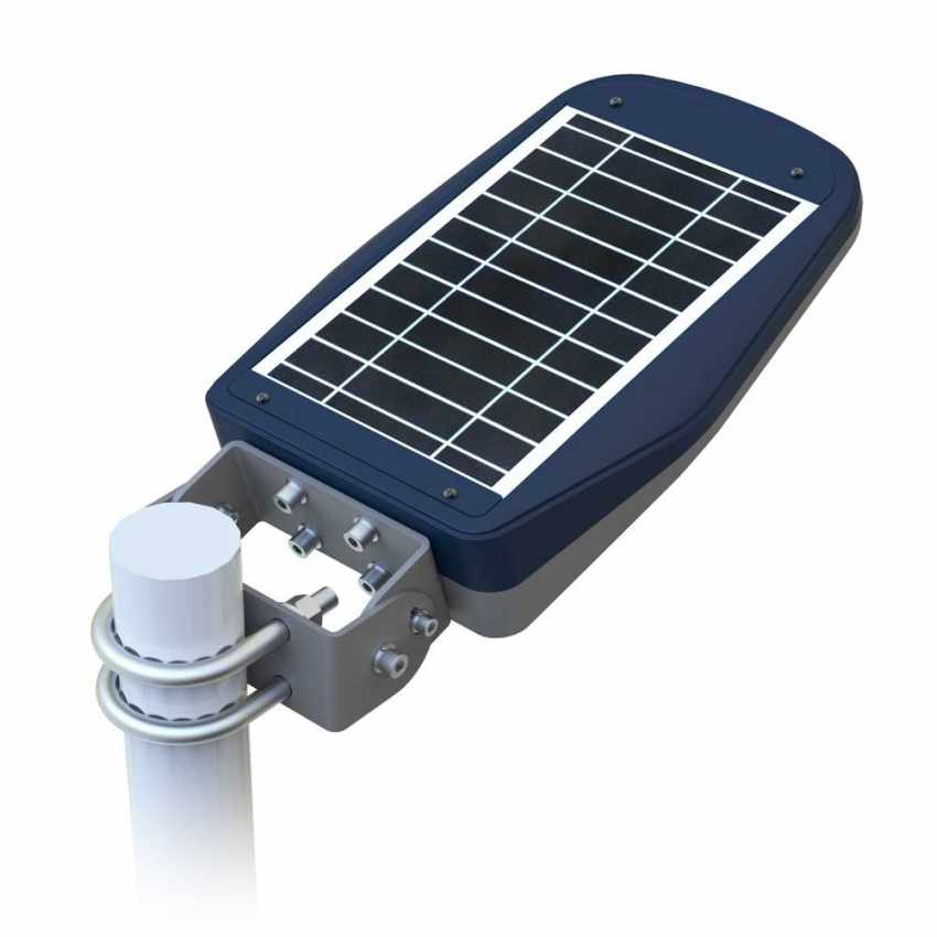 Lampione Stradale Solare a Led Giardino con Telecomando e Sensore di Movimento CALLISTO - sales