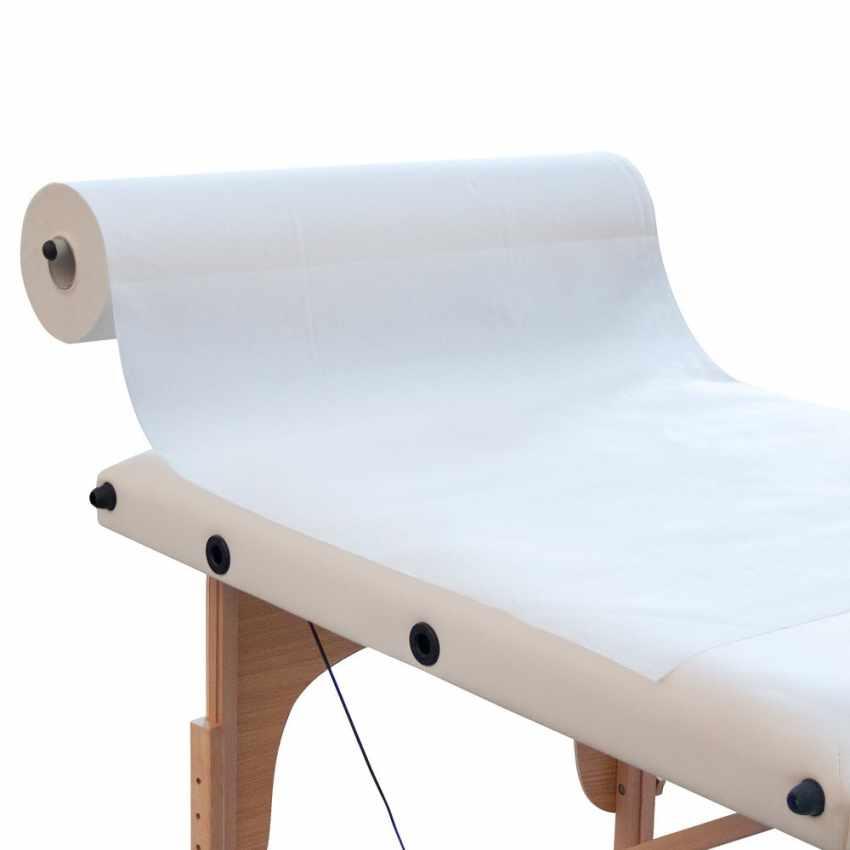 Supporto portarotolo in alluminio per lettini da massaggio LOADER - price