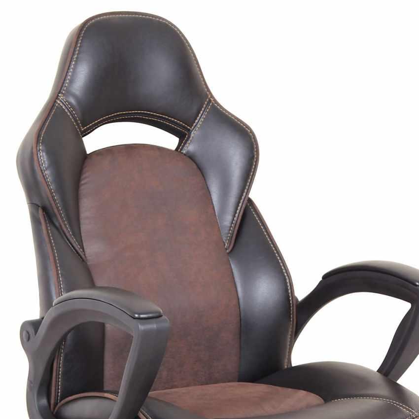 Ergonomic Office Chair Racing Design PRO - interno