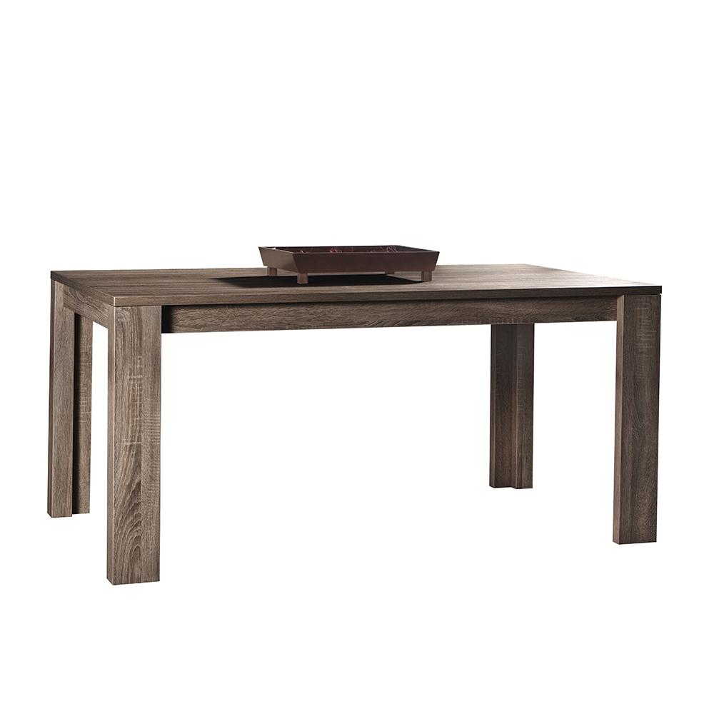 Tavolo sala da pranzo rettangolare in legno 160X90 design moderno DOUGLAS - best