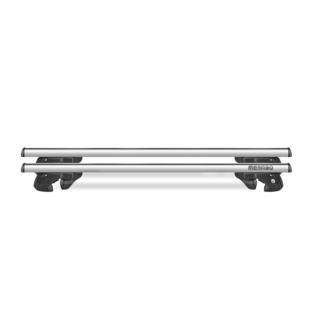 Barre universali da tetto auto raised rails SHERMAN - photo