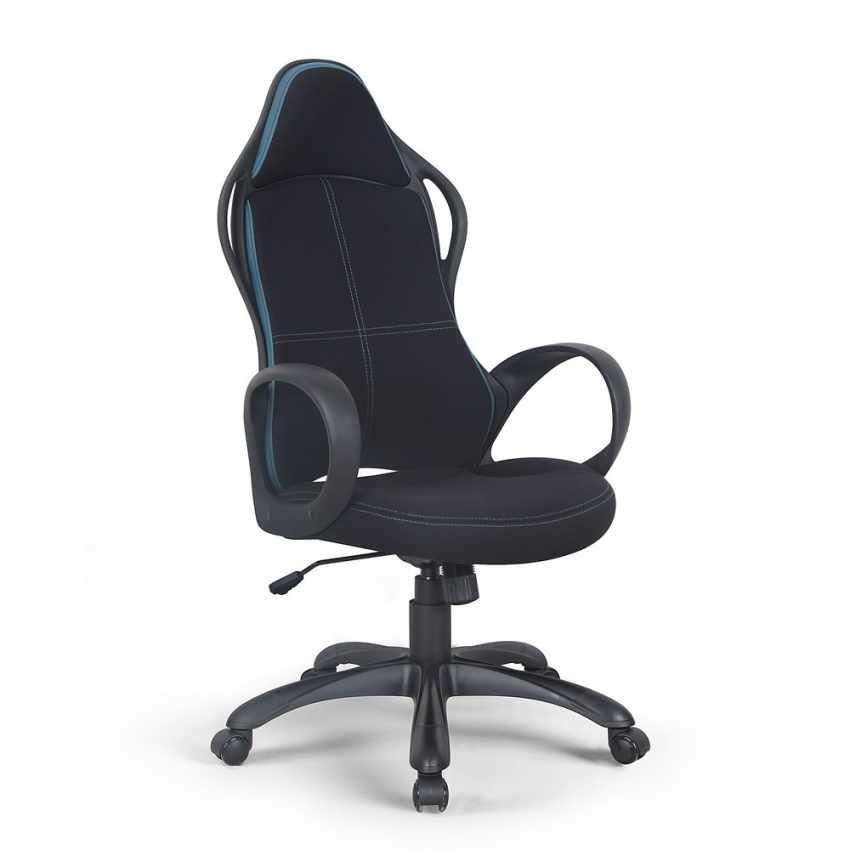 Chefsessel Bürostuhl Schreibtischstuhl Computerstuhl Sportsitz LOS ANGELES - discount