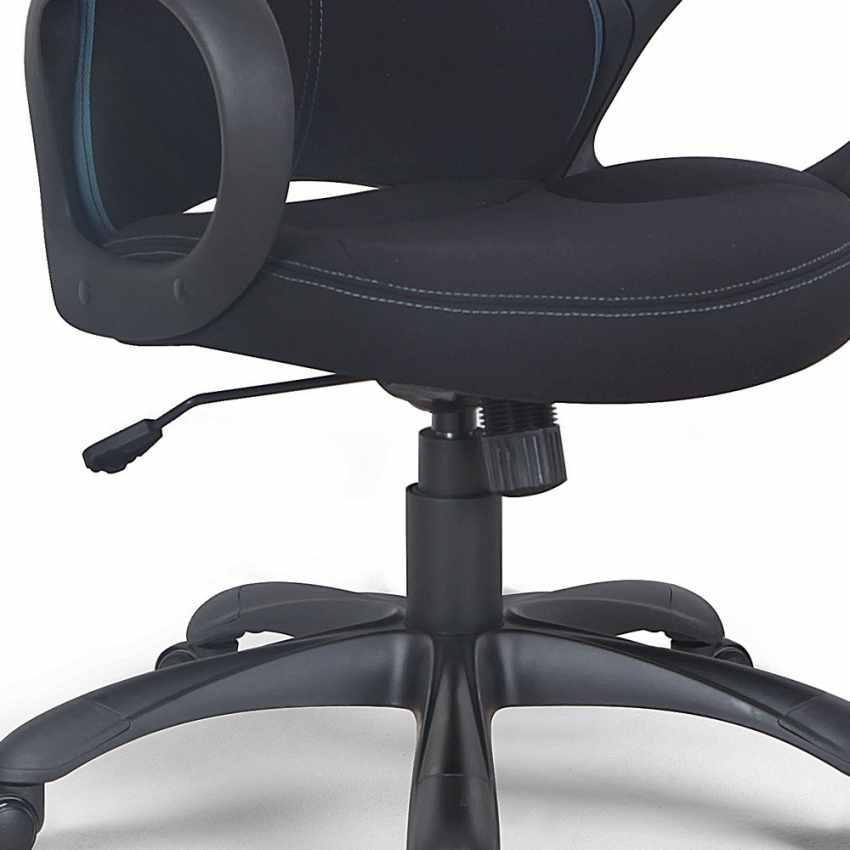 Sedia da Ufficio e Gaming Stile Racing Ergonomica Sportiva LOS ANGELES - migliore