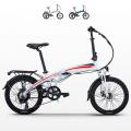 Bici bicicletta elettrica pieghevole Rks Tnt5 Shimano