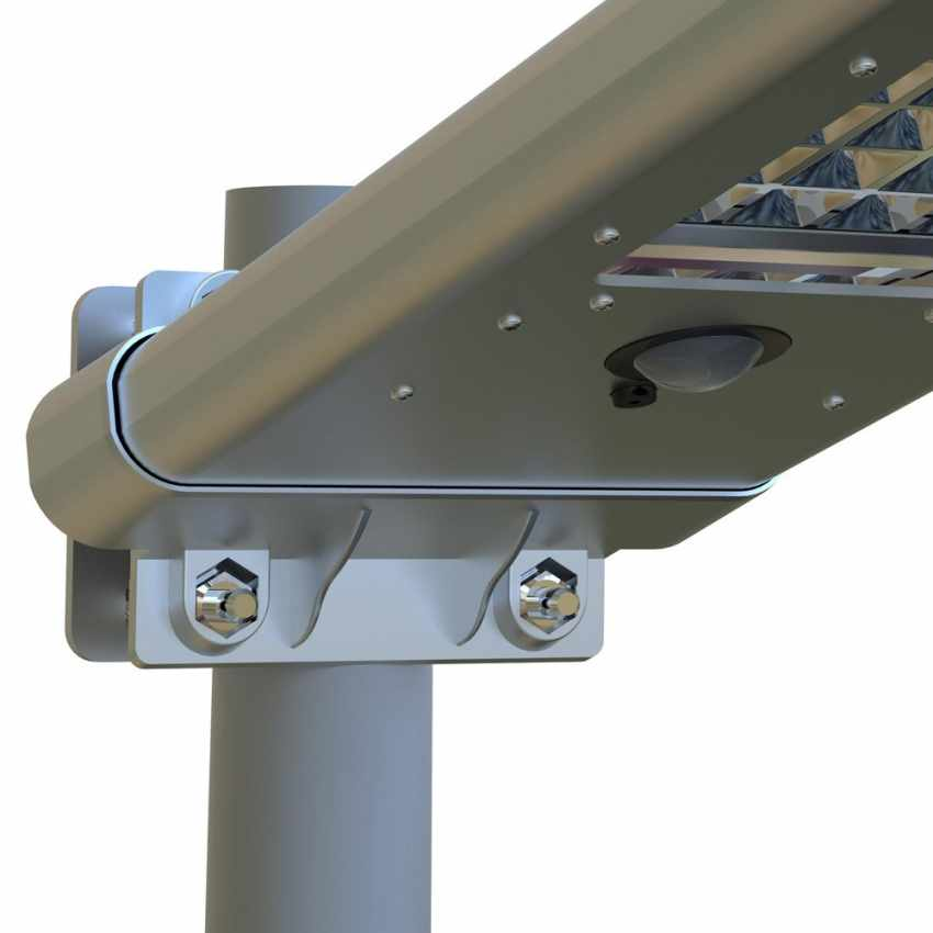 Lampione Stradale a Energia Solare 48 SuperLEDs PATHWAY - prezzo