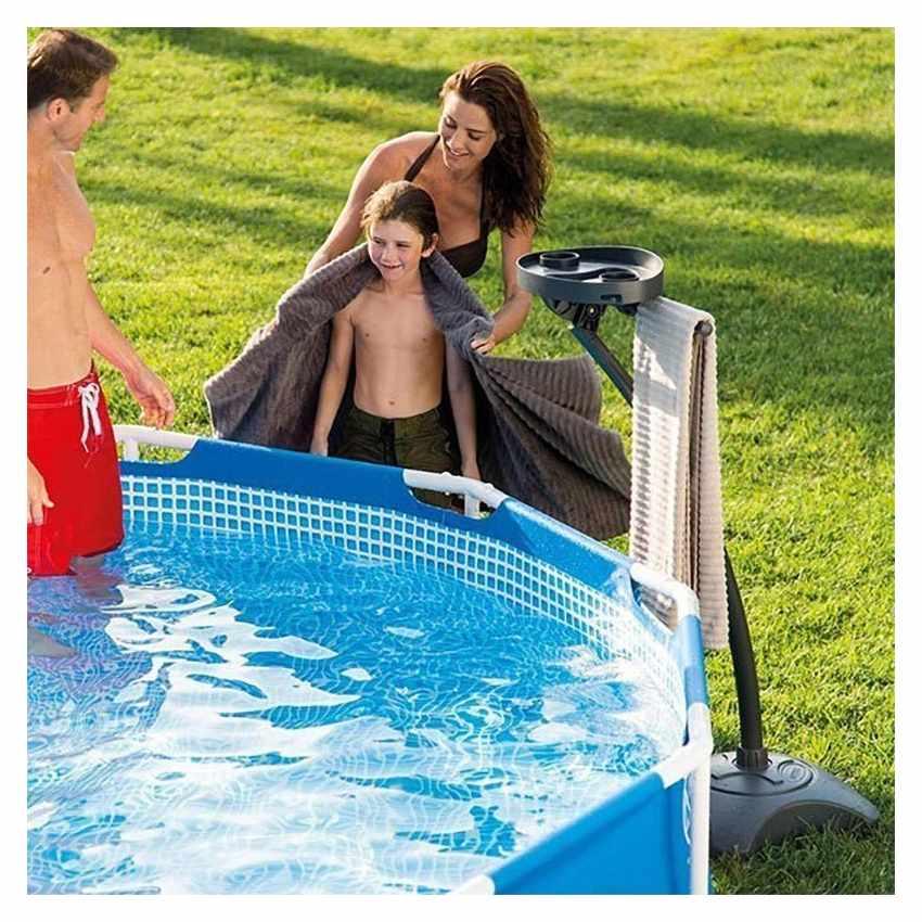 Intex 28092 Handtuch- und Getränkehalter für Aufstellpools - sales