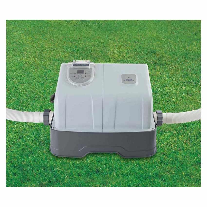 Generatore salino cloro ozono universale piscine fuori terra 11 g/hr Intex 28666 - immagine