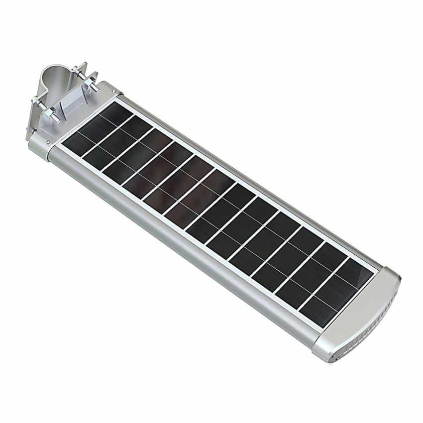 Lampadaire solaire Led 3000 Lumen avec télécommande SMART OPTIUM - price