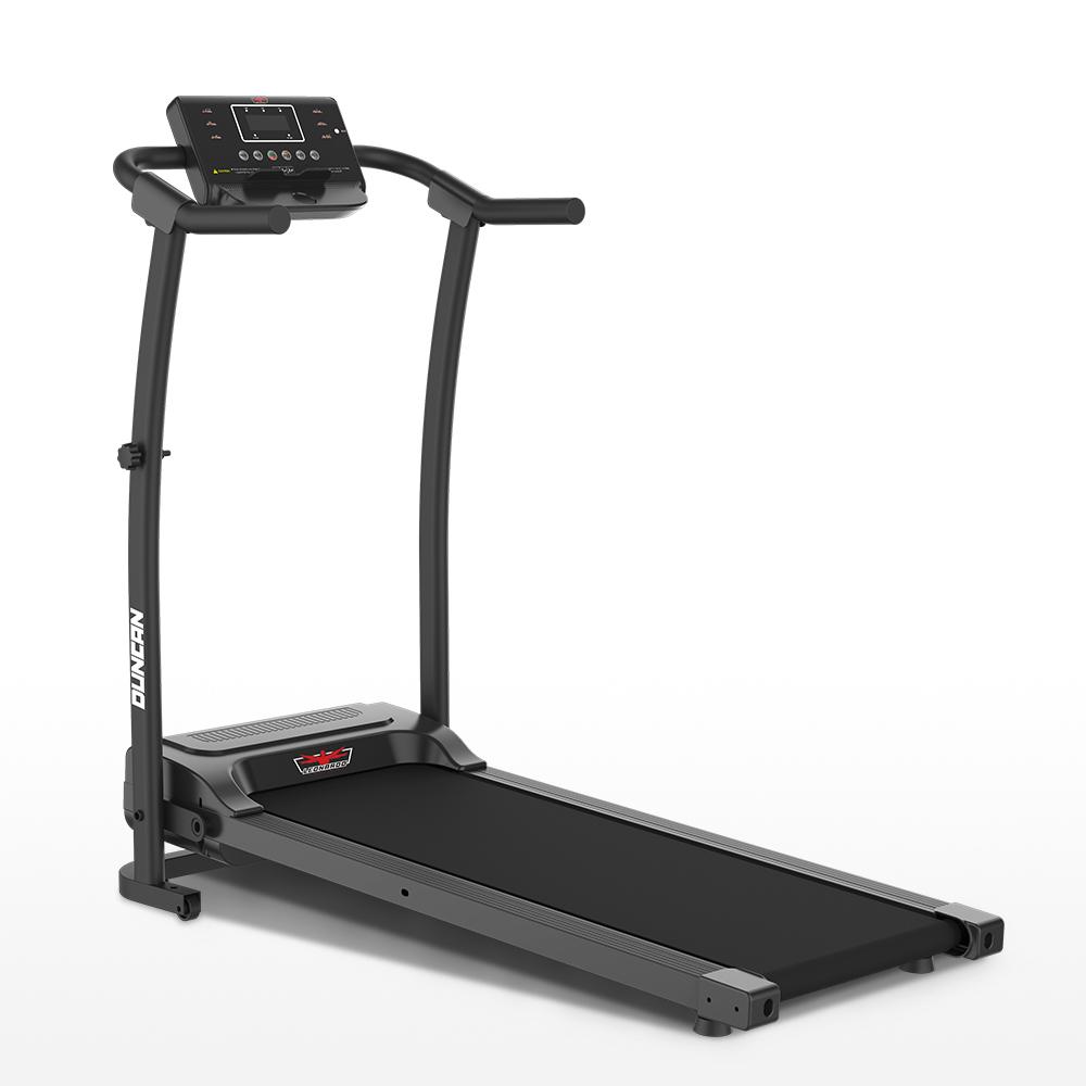 Tapis Roulant elettrico fitness digitale ammortizzato pieghevole Duncan