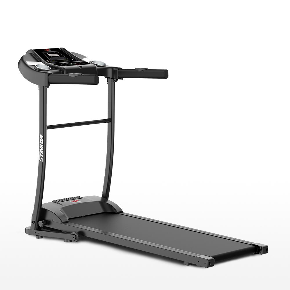 Tapis Roulant elettrico fitness inclinazione manuale ammortizzato pieghevole Stinkor