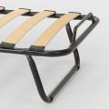 Brandina letto pieghevole con materasso e doghe microfibra 80x190 APOLLO - best