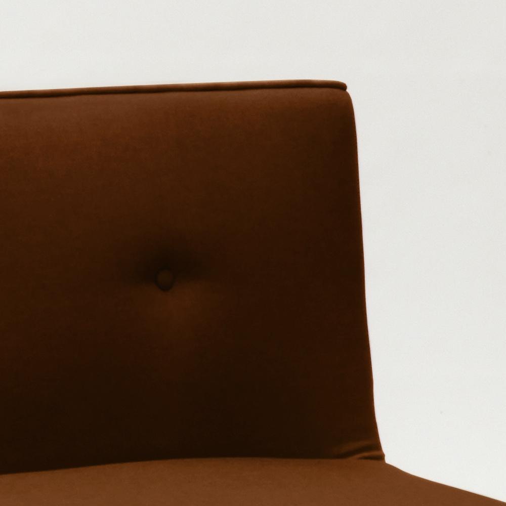 miniature 65 - Canapé-lit convertible 2 places Larimar en tissu pour le salon et le séjour