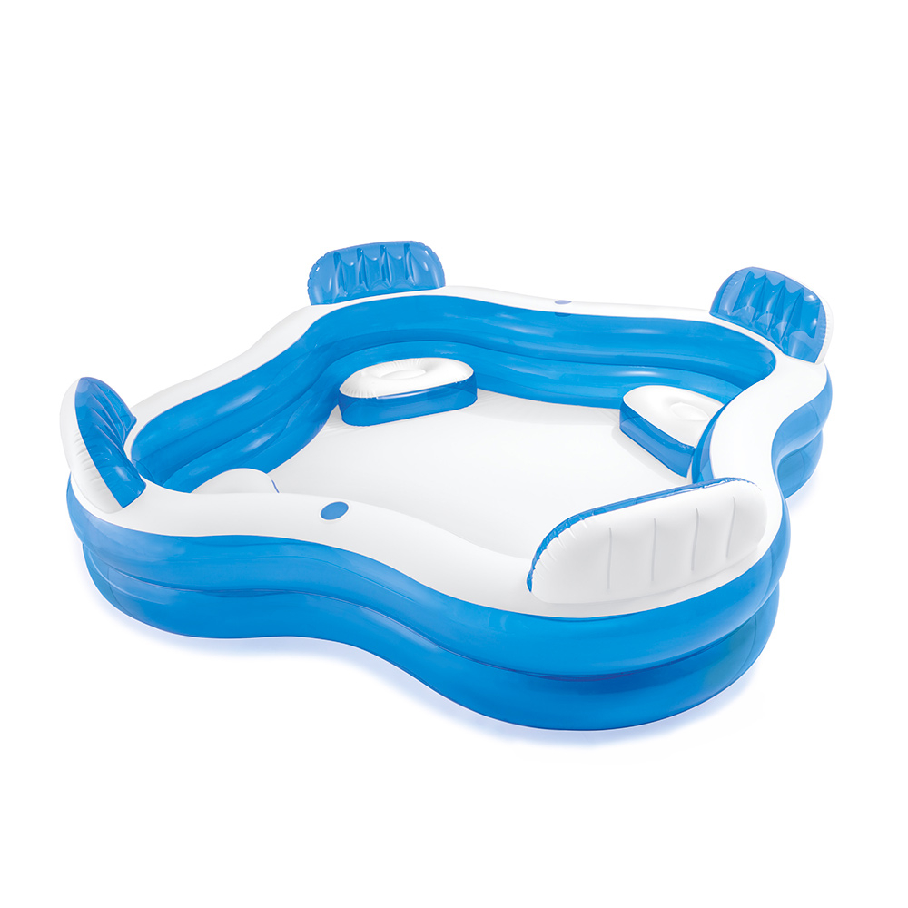 Intex 56475 piscina gonfiabile 4 Sedili spa per bambini - am besten