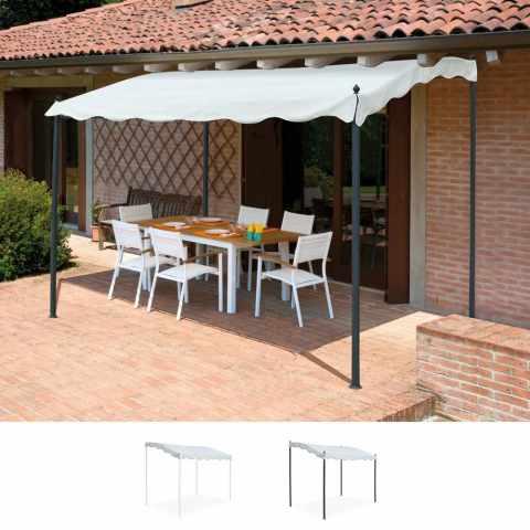 Ombrellone Da Giardino 3x2.Ombrelloni Grandi Gazebo E Coperture Per Giardino E Locali