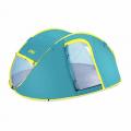 Tenda campeggio Bestway 68087 pop-up Pavillo Coolmount 4 Tent 210x240x100