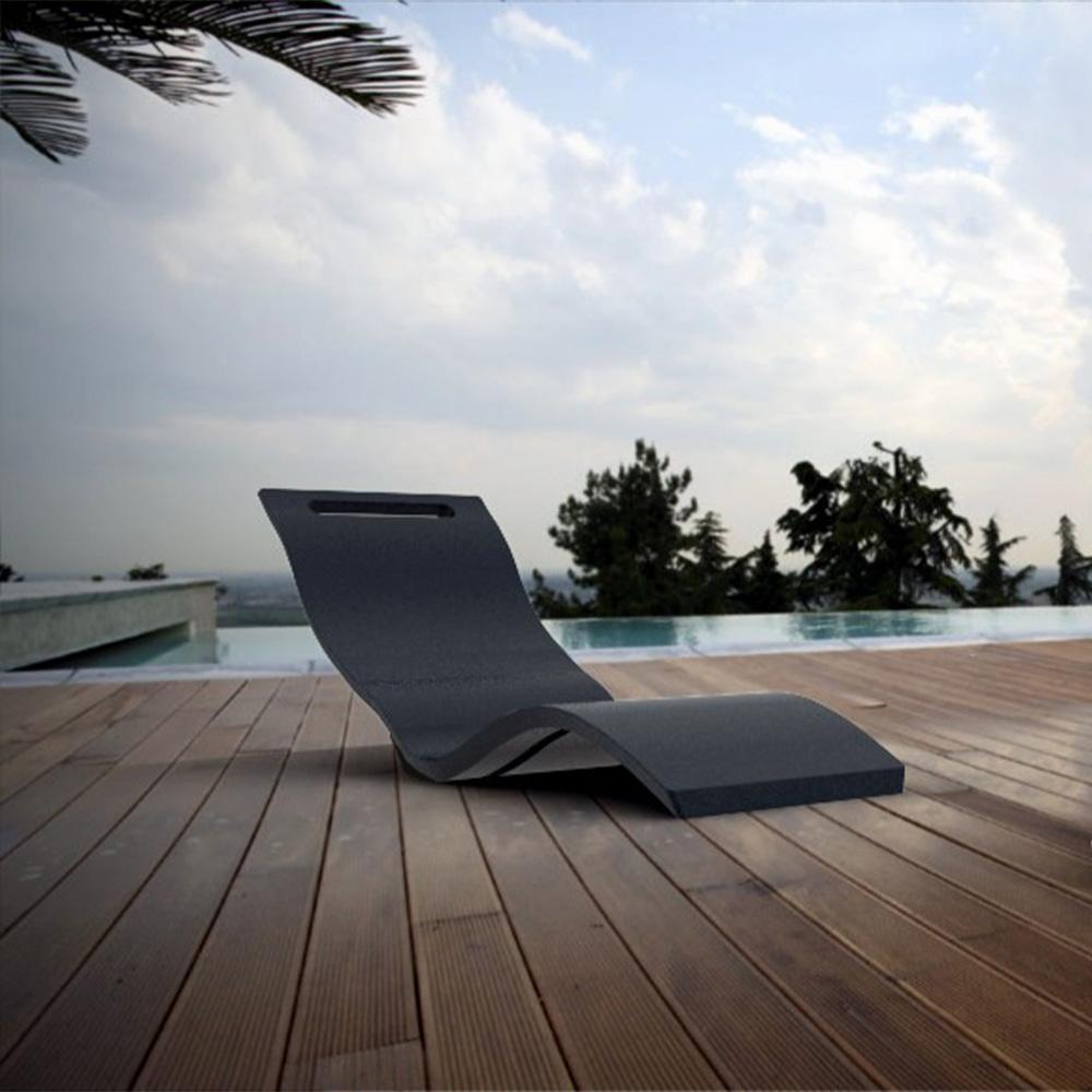 lettino chaise longue spa in casa SERENDIPITY ARKEMA